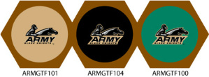 Army Black Knights Game Table Cloth