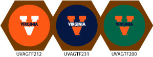 Virginia Cavaliers Game Table Cloth
