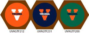 Virginia Cavaliers Game Table Cloth